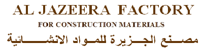 Al Jazeera Factory for Construction Materials