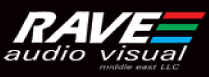 RAVE Audio Visual Middle East