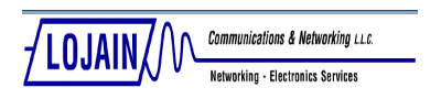 Lojain Communication Networks