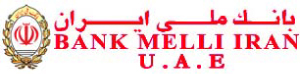 Bank Melli Iran UAE